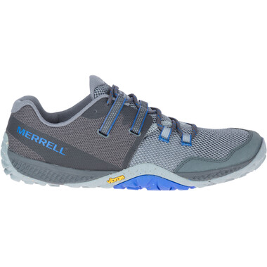 Chaussures de Trail MERRELL TRAIL GLOVE 6 Gris/Bleu 2021